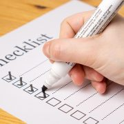 SOCIAL MEDIA AUDIT CHECKLIST